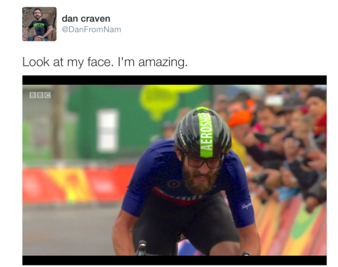 Dan TT finish 3