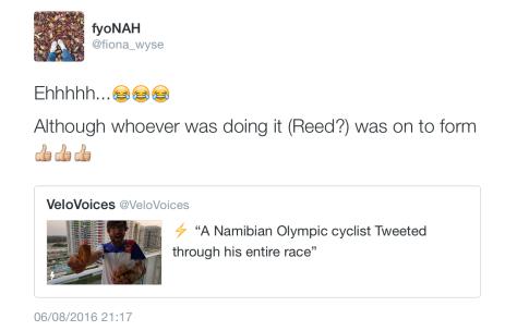 Dan tweeted