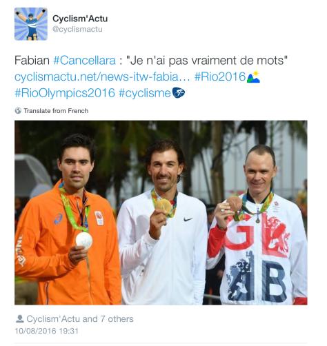 Fab TT podium