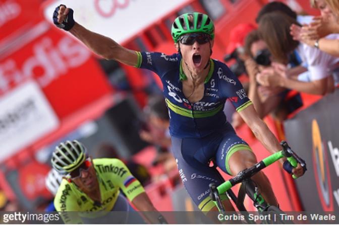 Magnus Cort Vuelta 2016