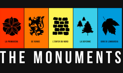Monument design VeloVoices
